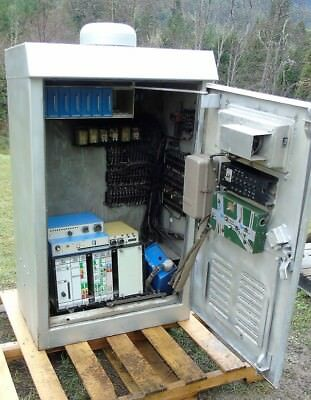 LOADED! Vintage ECONOLITE Traffic Signal Light CONTROL BOX