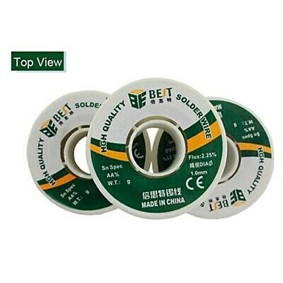 Professional Electrical Soldering Tin Wire DIA 0.5mm/0.8mm Sn 45% 2.25 Flux