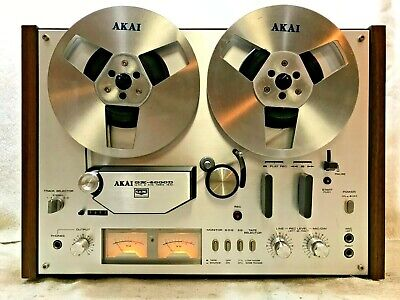 Akai  Gx-4000D Reel-To-Reel - Fantastic !  Unit # 52