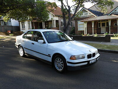 1994 Bmw 320 i sedan low ks leather automatic