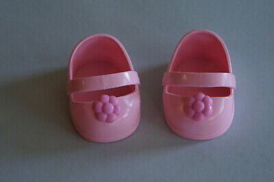 Cpk  & My Child Doll Shoes - Pink Party Shoes