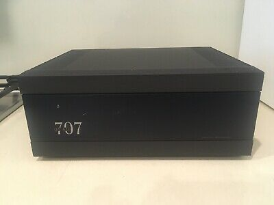 Quad 707 Power Amplifier 140 Watts - Works Perfectly.