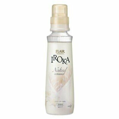 Kao Japan FLAIR FRAGRANCE IROKA Fabric Softener Naked Sensual 570ml