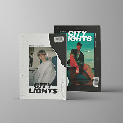 [EXO BAEKHYUN] Album - City Light  / New / Pre-order