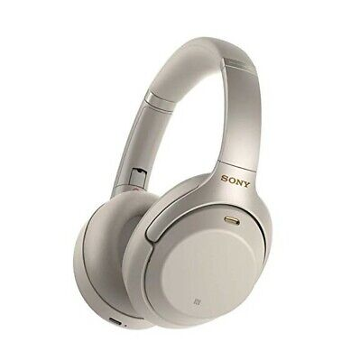Sony - Wireless Noise Cancelling Headphones - WH1000 XM3 (SILVER ONLY)