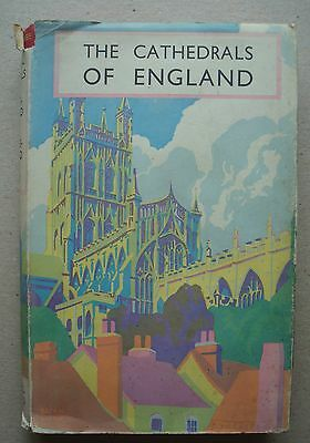 The Cathedrals of England. - Harry Batsford & Charles Fry.