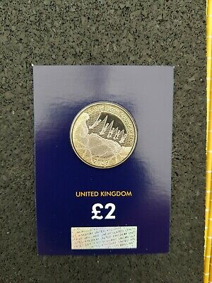 2019 Royal Mint Two Pounds £2 - 75th Anniversary of D-day Landings BUNC
