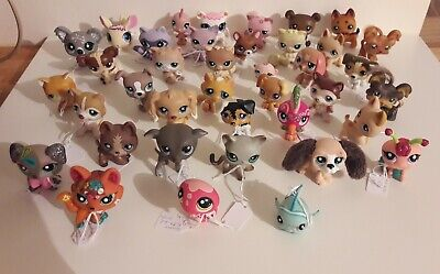 Petshop Pet Shop Lps Chien Dog Chat Cat Et Divers Aux Choix