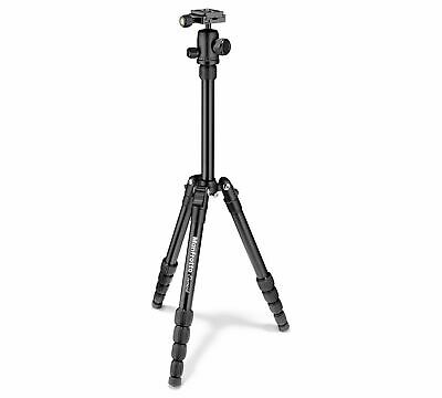 Brand New MANFROTTO Element Traveller Kit  MKELES5BK-BH Tripod -Black UK Seller