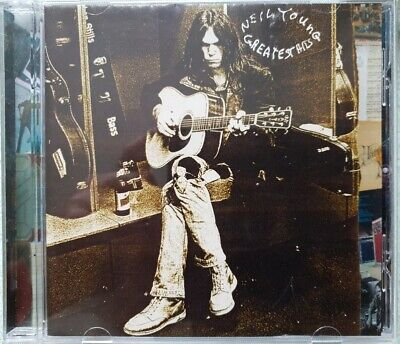Neil Young Greatest Hits Mint Cd Rockin' In The Free World Heart Of Gold
