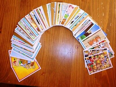Lot 10 Stickers au choix - collector 60 Ans ASTERIX PANINI Carrefour - NEUF