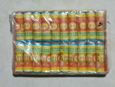 RARE 1960's - 1 BOX KWANTUNG CHINA CHINESE FIRECRACKER UNIQUE LABEL - Old Stocks