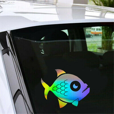 Ungai Fish Morey Eel Car Auto Window High Quality Vinyl Decal Sticker 01034
