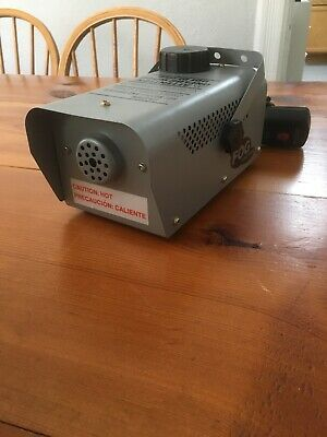 Compact The Fog Machine with Remote Control
