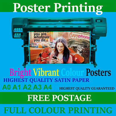 HW Vintage Horror Classic Halloween Posters A3 A4 FREE Shipping