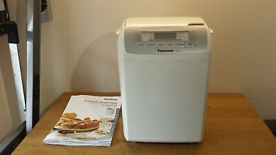 Panasonic SD-255 Automatic Bread Maker with Manual Grade B