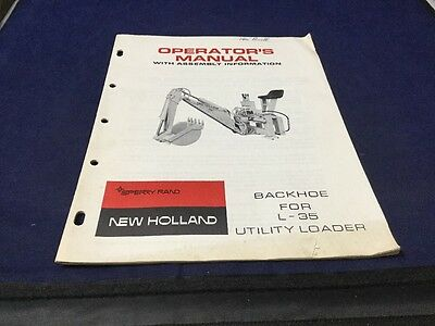 NEW HOLLAND L35 L 35 L-35 Utility Loader Parts Manual embly ... on new holland ls190 skid loader, new holland starter, new holland specs, new holland controls, new holland drawings, new holland skid steer, new holland parts, new home wiring diagram, new holland serial number reference, new holland brakes, new holland cylinder head, 3930 ford tractor parts diagrams, new holland ts110 problems, new holland service, new holland repair manual, new holland transmission, new holland boomer compact tractors, new holland serial number location, new holland lights, new holland tools,