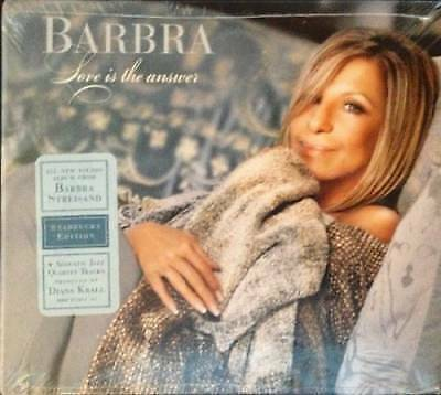 Love Is the Answer with Bonus Track by Barbra Streisand
