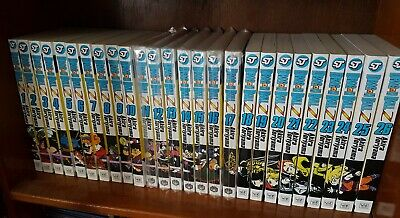 Dragon Ball Z 1-26 Complete Manga Collection