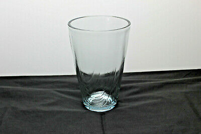 Gorgeous Vintage Large Glass Vase Crystal Clear Flower Pot Vases Container