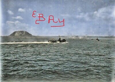 D-DAY INVASION 12 Photo Collection Lot, Normandy US German