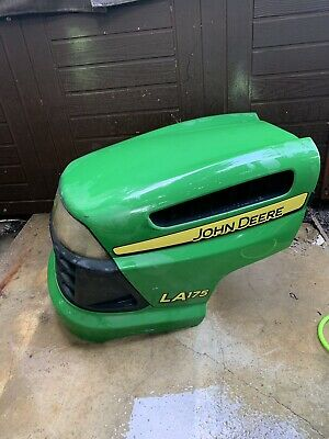 John Deere LA100,LA105,LA110,LA115,LA120,LA125LA130,LA135,LA175 Hood with Grill