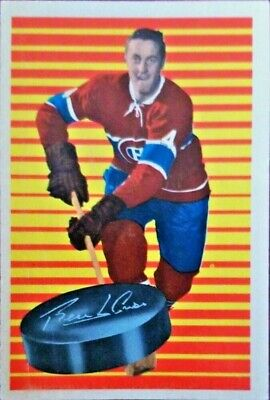 1963-64 Parkhurst #89 Jean Beliveau Montreal Canadiens*FREE COMBINED SHIPPING*