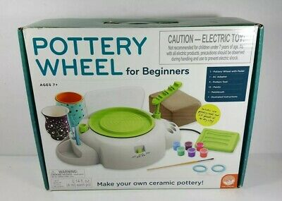 Pottery Wheel For Beginners By Mindware Used