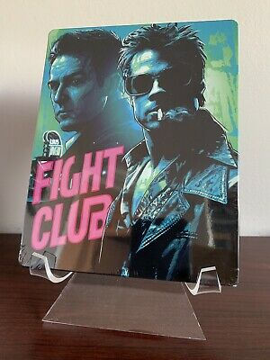 Fight Club Steelbook (Blu ray/Digital, Limited Edition, RARE) Factory Sealed