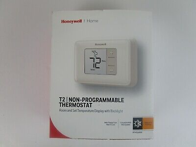 NEW HONEYWELL RTH5160D1003 Simple Display Non-Programmable