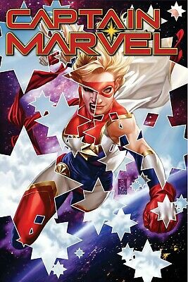 Captain Marvel #10 (2019) Mark Brooks New Character Star Cover App Ships 9/11/19