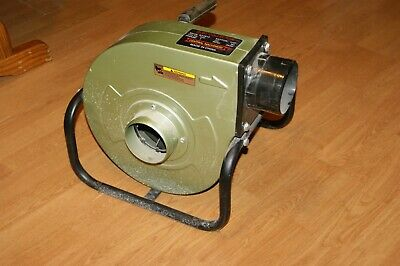 Central Machinery Dust Collector Induction Blower Motor 1Hp 120 Volts 3450 Rpm