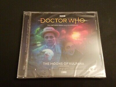 Doctor Who Big Finish 251 The Moons Of Vulpana NEW