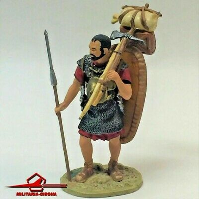 Romain Figurine Légionnaire (104-27 BC) Soldiers Of The Ancient Rome 1:3 2