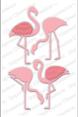 Impression Obsession 379D suitable for most die cutters Dragonfly Set