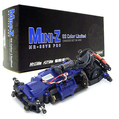 Kyosho Mini-Z Mr 03 Ve Pro Brushless Chassis Set 02 Color Limited Asf Mhs W-Mm
