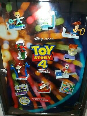 McDonald's Toy Story 4 Happy Meal Toys PICK YOUR FAVORITE NRFP