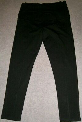 Women's Size 14 Maternity Wide Waistband Black Target Collect