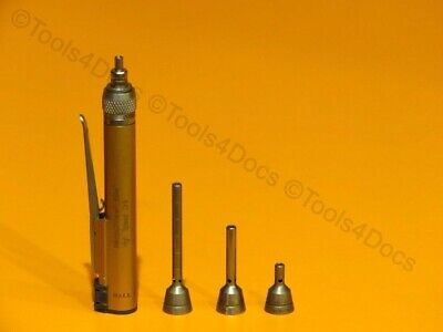 Hall MicroChoice 5020-025 Elite High Speed Drill with 3X Bur Guards
