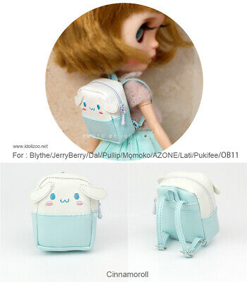 Cartoon Backpack /_RED for Blythe//DAL//Pullip//Momoko//AZONE//Lati/_Y//OB11