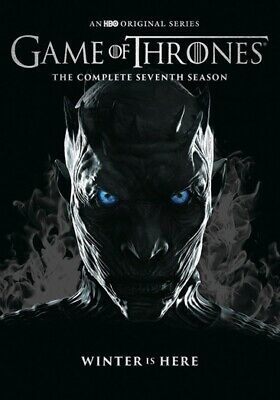 Warner Home Video D653992D Game Of Thrones-Complete 7Th Season (Dvd/4 Disc/Ff)