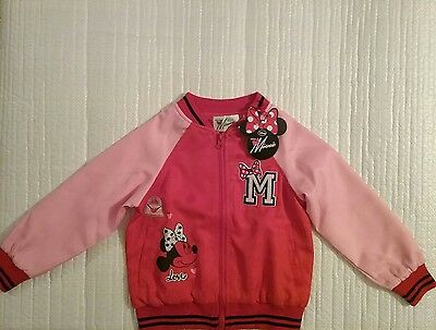 Minnie Mouse JACKET / Girls / Sizes 5 And 6.