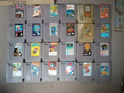 Nes, Snes, controls and 25 games