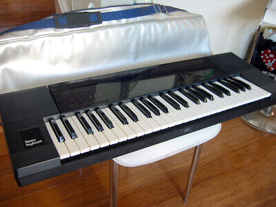 JVC Vintage KB-303 Stereo Portable Musical Keyboard with original carry case