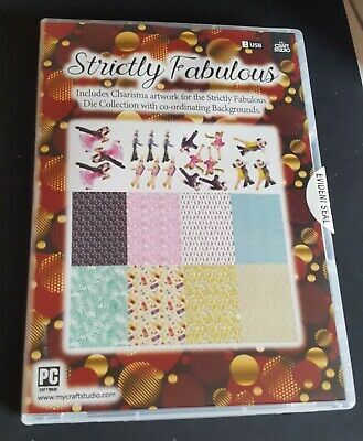 My Craft Studio Strictly Fabulous  USB