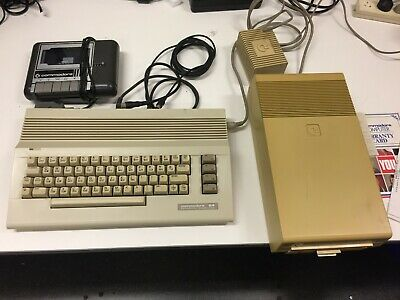 Commodore C64 & accessories & media & games!