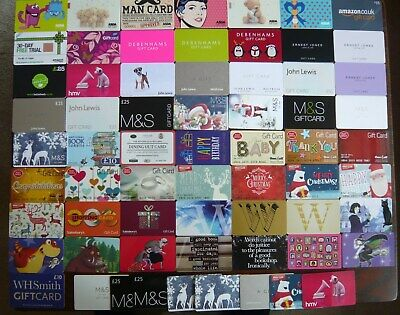 Gift Cards - Collector's Starter Pack Of 58 Varieties