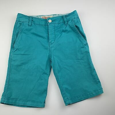 Girls,Boys size 8, G.Boots, blue stretch cotton shorts, adjustable, GUC