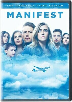 Manifest: The Complete First Season (DVD, 2019, 4-Disc Set) Brand New