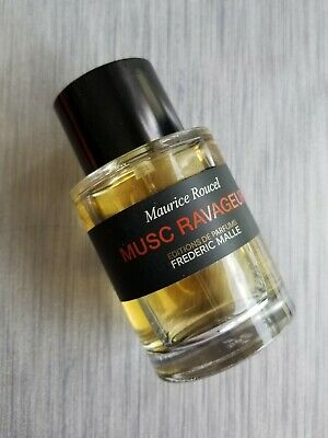 AUTHENTIC FREDERIC MALLE Musc Ravageur - Sample FAST FREE